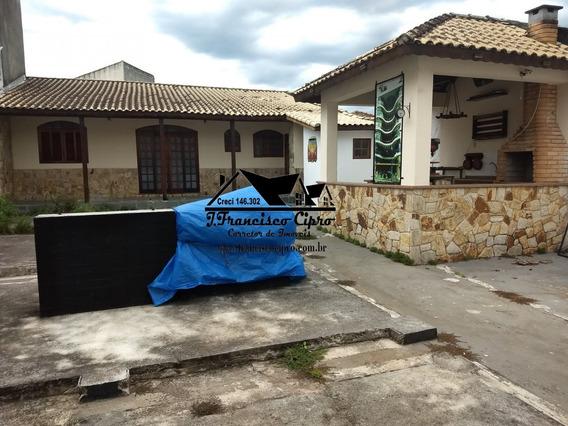 Casa A Venda No Bairro Jardim Ícaro Em Guaratinguetá - Sp. - Cs026-1