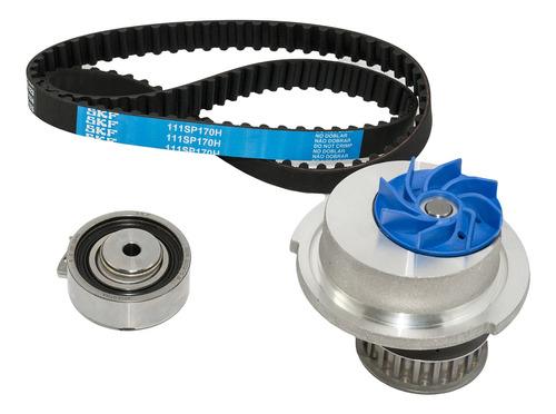 Imagen 1 de 4 de Kit De Distribución Con Bomba Chevrolet Corsa Classic 1.6 Gl