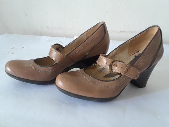 Zapatos De Tacon Numero 37