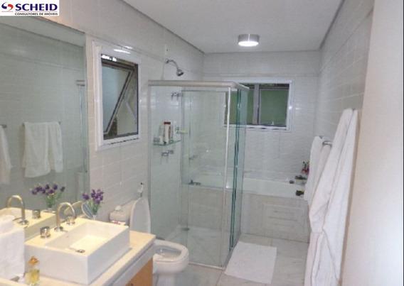 Casa De Condomínio À Venda No Alto Da Boa Vista. - Mr65524