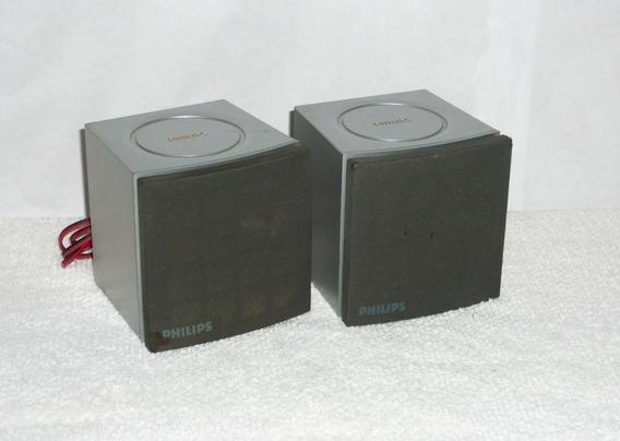 Cornetas Philips De 25 Watts Y 4 De Impedancia Cs 3000