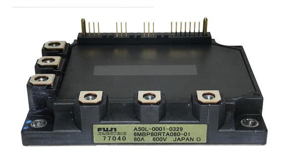 Módulo Igbt Fuji 6mbp80rta060-01