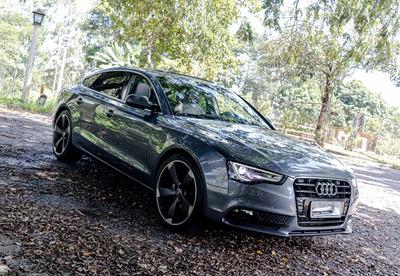 Audi A5 Sportback 2.0t Ambiente S Line 2014