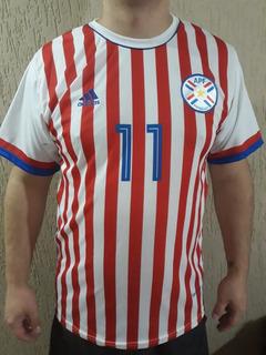 Camisa Da Seleção Do Paraguai