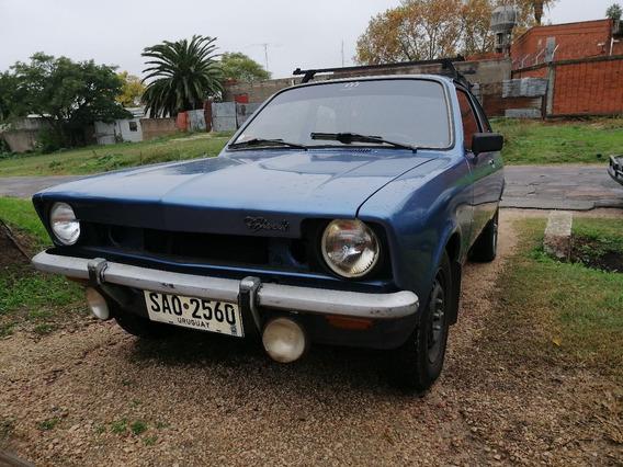 Chevrolet 3 Puertas Coupe