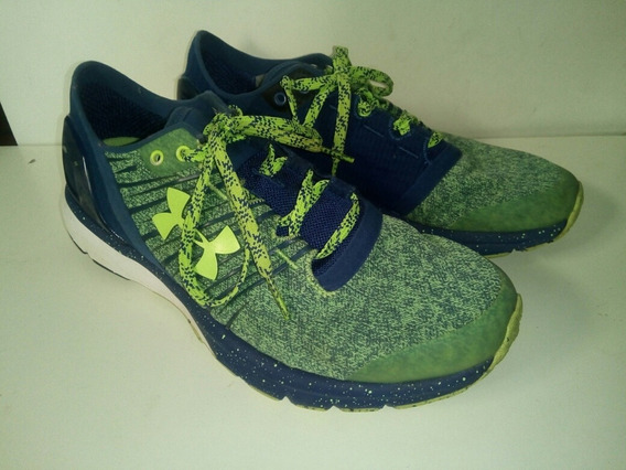 Zapatillas Under Armour Charged Bandit 2 T. 39 Impecables
