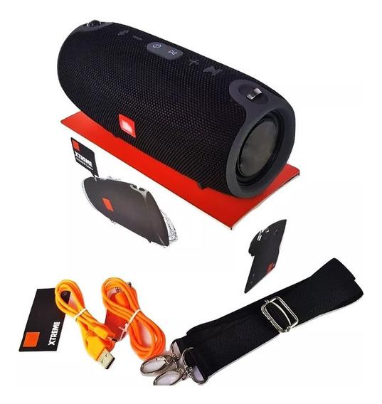 Caixa De Som Xtreme Mini Estéreo 40w Rms Bluetooth