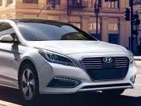 Hyundai Sonata 2.0 Gls Hibrido 4paut. 2018