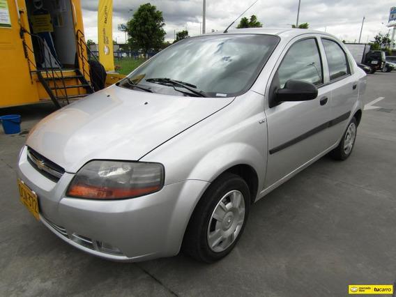 Chevrolet Aveo Sedan 1.6 Aa
