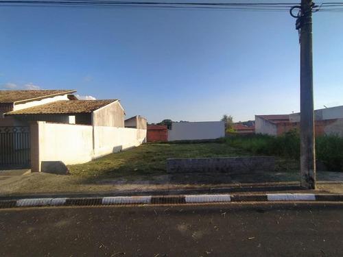 Terreno À Venda - Jardim Porangaba - Águas De São Pedro/sp - Te1149
