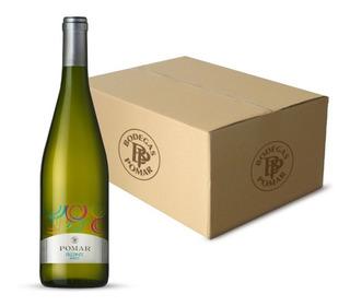 Vino Blanco Pomar Frizzante (6 Botellas) 0,75 L