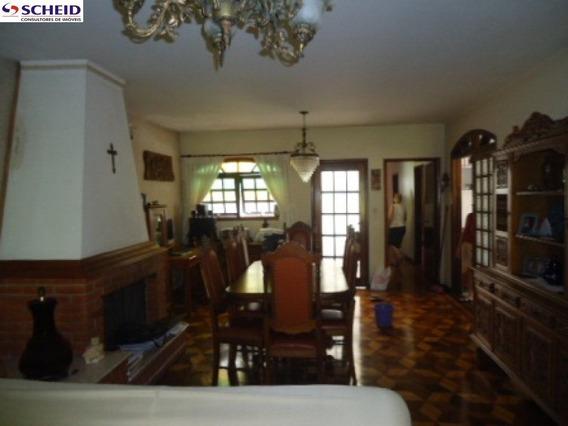 *casa Térrea Com 4 Dorms., Sendo 1 Suíte, Sala 3 Ambientes, 3 Vagas!!!* - Mc290