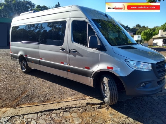 A Classi Onibus Van Sprinter 416 Cdi Completíssima 2020/21