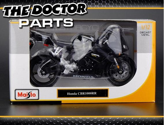 Moto 1:12 Honda Cbr 1000 Rr Maisto En The Doctor Parts !!