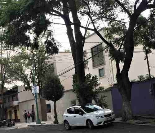 Condominio Tipo Town House En Del Carmen, Coyoacán