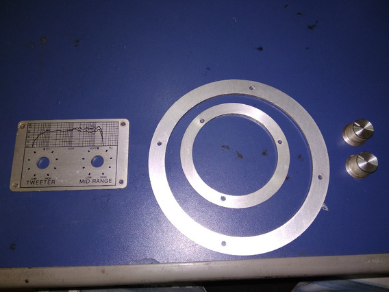 Kit Acessórios De Acabamento Da Caixa Sony Ss-911a