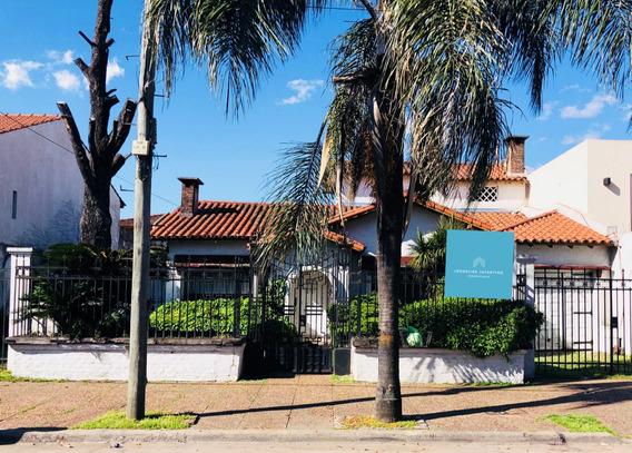 Casa 4 Amb S/lote Doble - Destino Comercial - Ramos Mejía