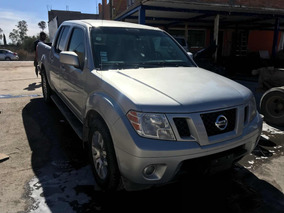 Nissan Frontier Pro-4x Crew Cab 4x4 At 2012