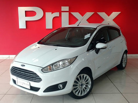 Ford New Fiesta 1.6 Titanium Hatch 16v Flex 4p Manual 2