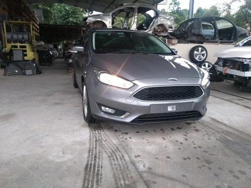 Sucata Ford Focus Se  2.0 Automatico 2018 Para Peças