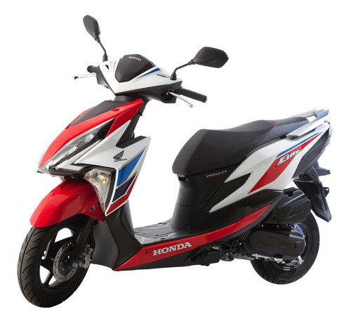 Scooter Honda Elite Fi