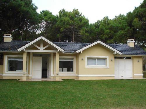 Imagen 1 de 15 de Casa En Venta - 4 Ambientes - Pinamar Norte