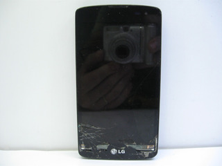 Celular Lg Lg-d295f G2 Lite Dual Não Liga Defeito Leranúncio