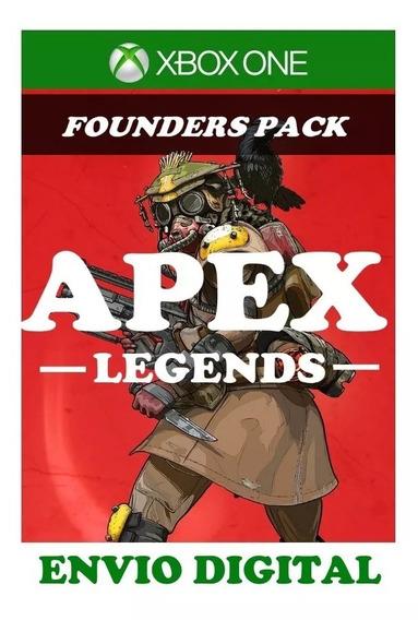 Apex Legends - Pacote De Fundador - Digital Online Xbox One
