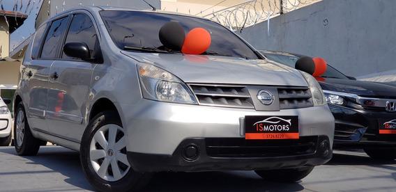 Nissan Livina 1.8 16v Aut Flex Bem Conservada