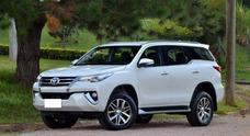 Sw4 Srx Sucata Para Retirada De Peças Hilux Toyota 2017