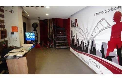 Se Vende Oficinas Estudio De Tv
