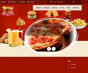 Sistema Lanchonete Delivery Venda Online