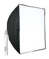 Softbox Para Flash F300 Greika 90x90cm
