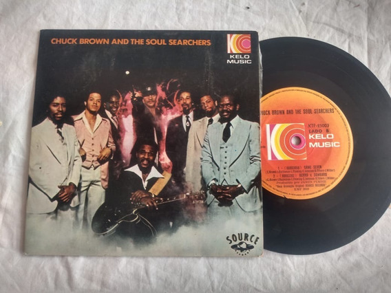 Vinil Compacto - Chuck Brown And The Soul Searchers