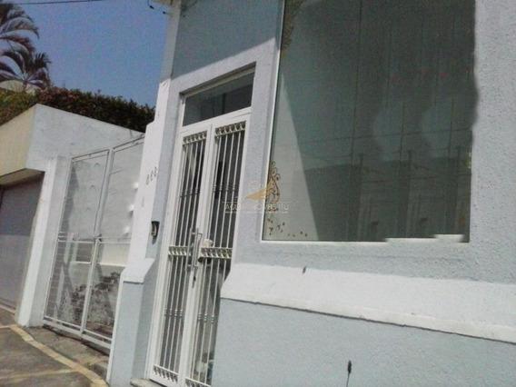 Casa Comercial Para Locação, Centro, Itu. - Ca0327