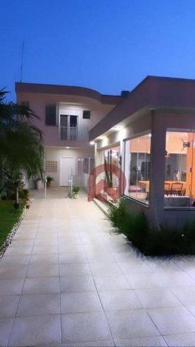 Imagem 1 de 29 de Casa Com 5 Dormitórios À Venda, 253 M² Por R$ 1.431.000,00 - Balneário Flórida - Praia Grande/sp - Ca0278