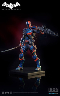 Iron Studios Deathstroke Batman: Arkham Knight Deathstroke