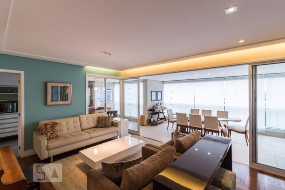 Apartamento No 6º Andar Com 3 Dormitórios E 3 Garagens - Id: 892950520 - 250520