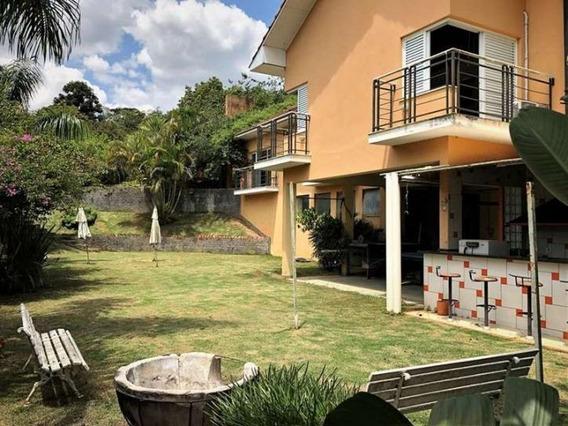 Casa Em Granja Viana, Cotia/sp De 500m² 4 Quartos À Venda Por R$ 1.200.000,00 - Ca116888