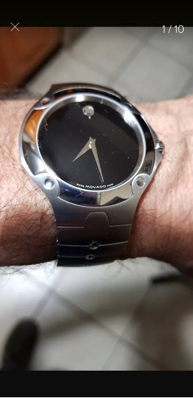 Reloj Movado Automatico Xl 42mm No Omega