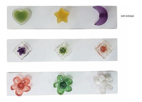 Imagem 1 de 8 de Cabideiro Infantil Parede Quadro Decorativo - Pronta Entrega
