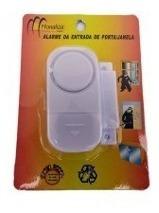 Alarme Residencial Mini Sensor Para Janelas E Portas