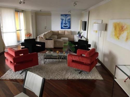 Imagem 1 de 27 de Apartamento À Venda, 220 M² Por R$ 998.000,00 - Vila Andrade - São Paulo/sp - Ap2156