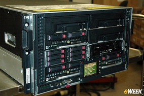 Servido / Blade Hp C3000 8 Laminas Bl460 G6 2 Quadcore 16gb