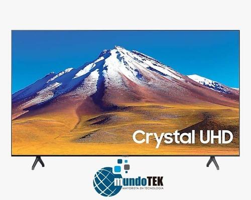 Imagen 1 de 1 de Samsung Smart Tv 43 4k Crystal 43tu7000soport Garantia 1 Año