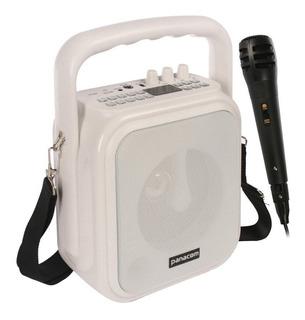Parlante Portatil Panacom Sp-3048cm 20w Bluetooth Microfono