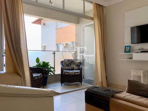 Apartamento Com 3 Dormitórios À Venda, 80 M² Por R$ 300.000 - Enseada - Guarujá/sp - Ap10701