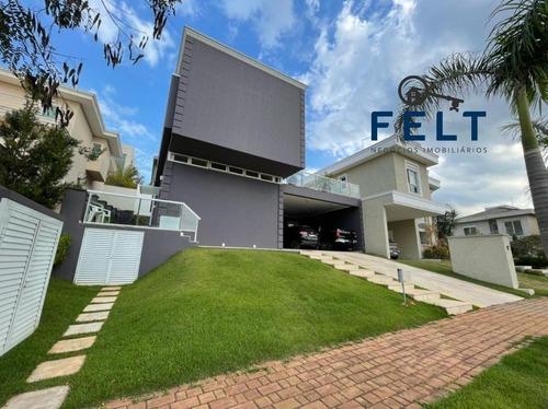 Casa Em Condominio - Alphaville - Ref: 1954 - V-1954