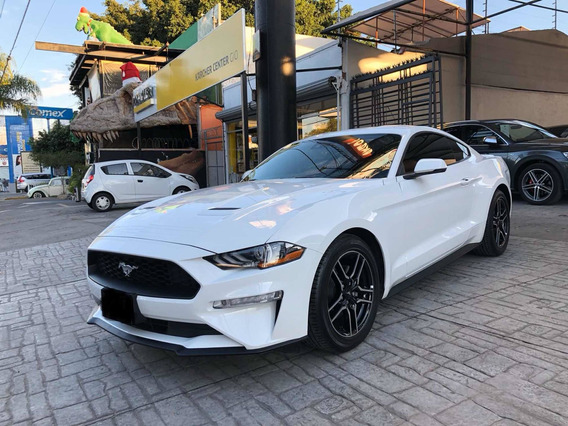 Ford Mustang 2.3 Turbo Ecoboost 2019 Blanco