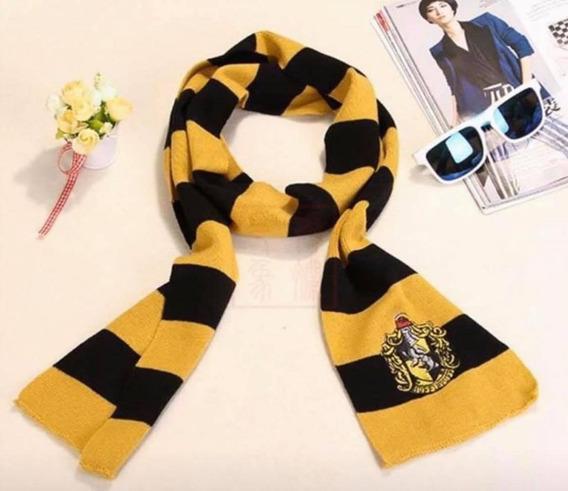 Bufandas Harry Potter Gryffindor Slytherin Hogwarts
